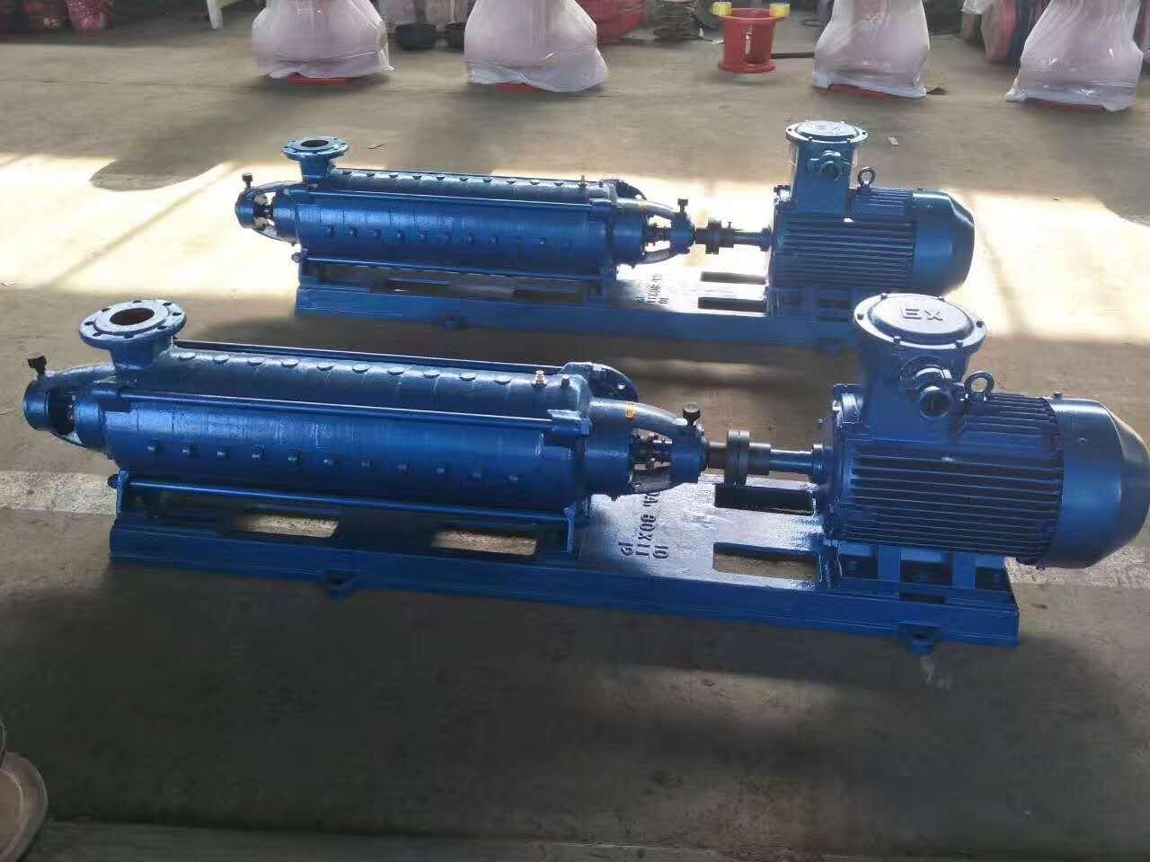 DA1系列卧式多级泵