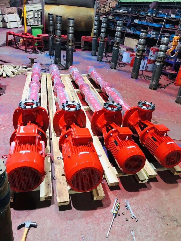 长轴消防泵