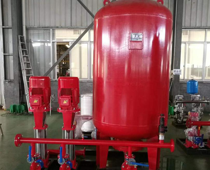 广西消防增压稳压给水设备