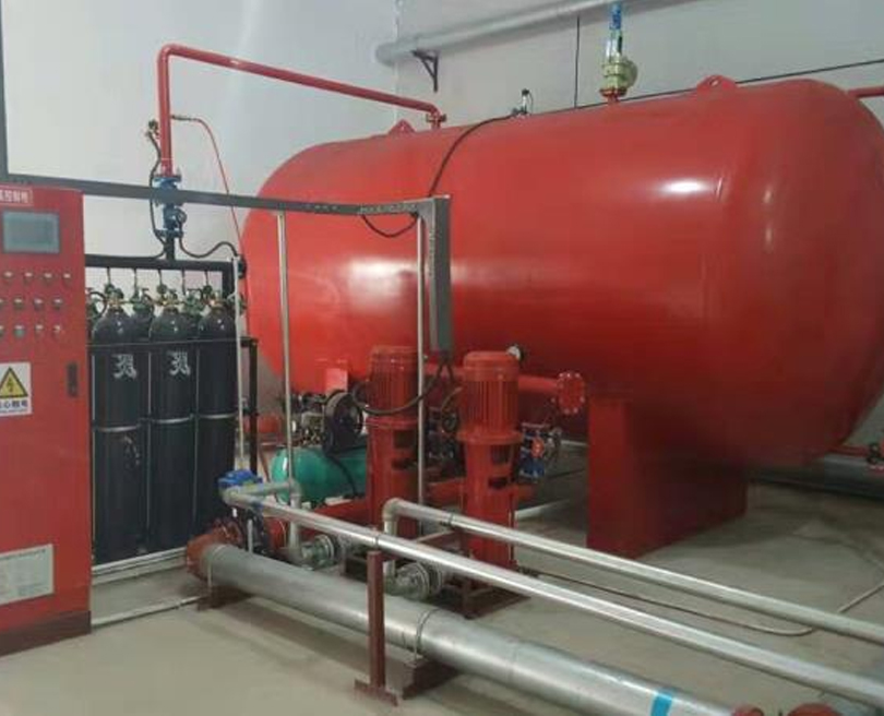 消防气体顶压设备