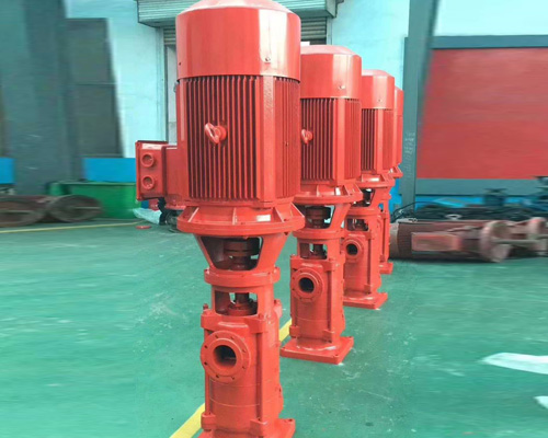 广西DL立式多级泵